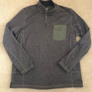 Men's REI Green Sweatshirt XL washed but not worn